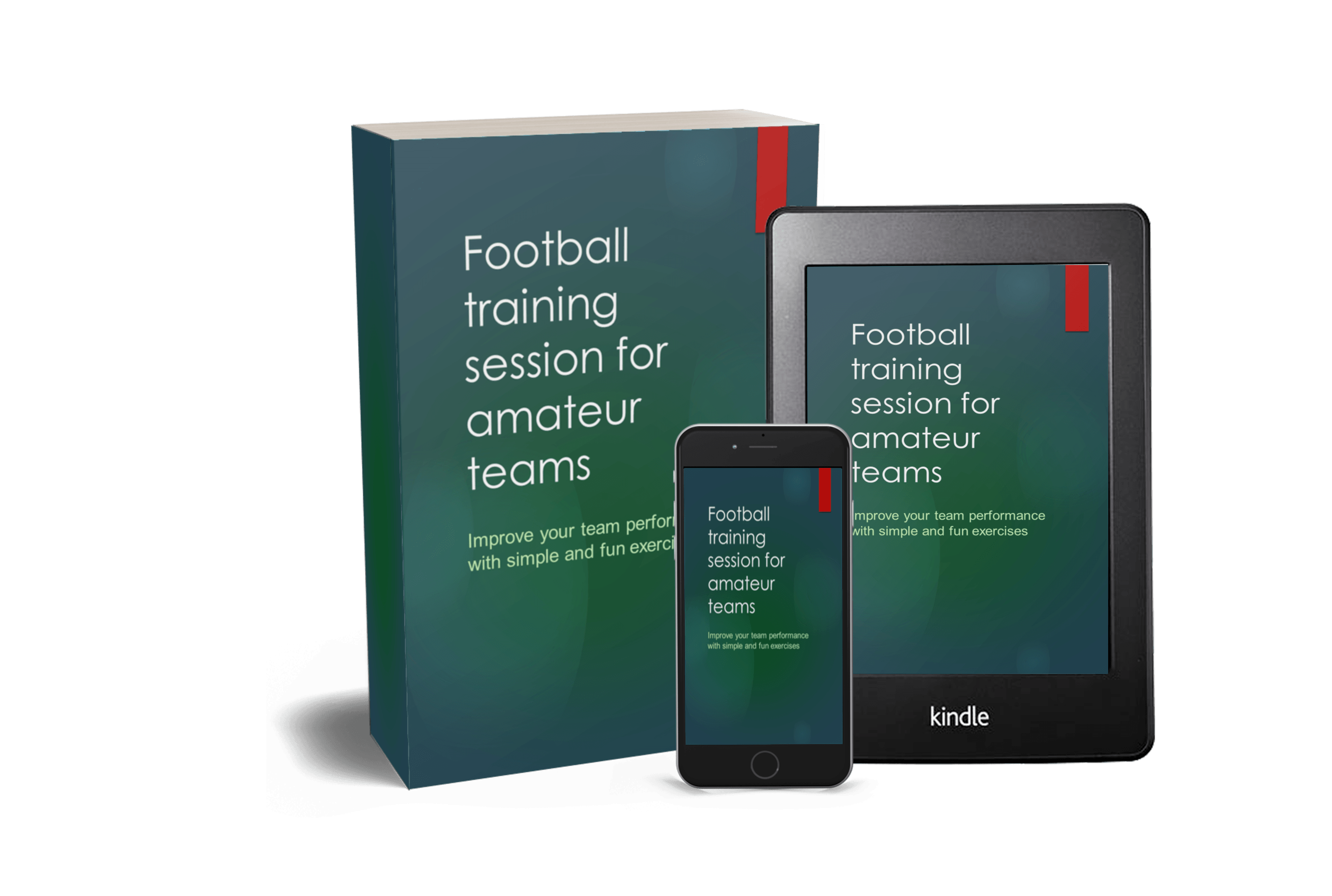Football Training Session For Amateur Teams